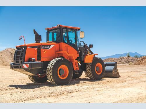 Doosan Construction Equipment At World Of Concrete 2019